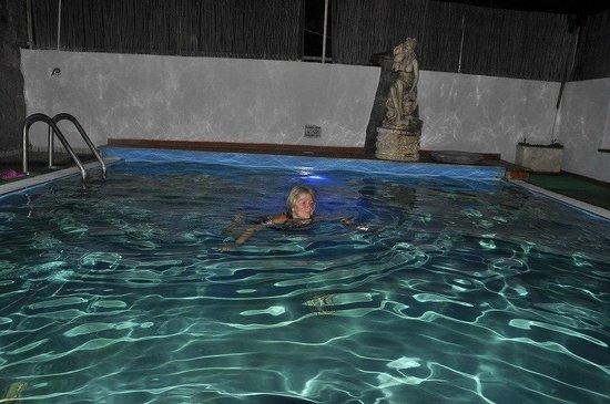 Hotel Residence Sant'Angelo: piscina con acqua termale