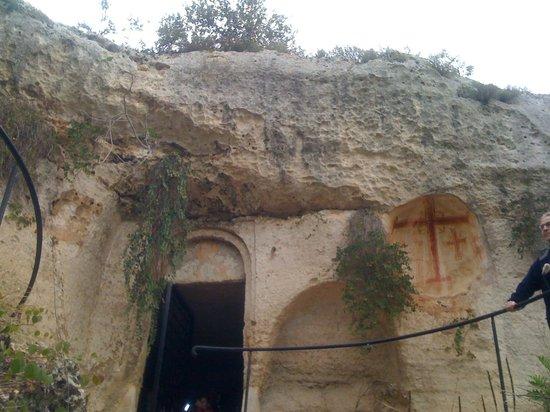 Mottola, Italien: Ingresso Chiesa di S. Nicola