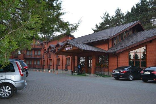 Zolota Gora Hotel-Rancho: Отель