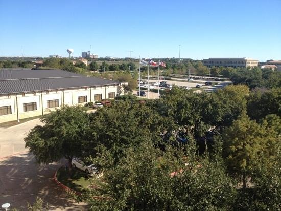 The Westin Stonebriar Hotel & Golf Club : view from our East facing 5th floor room