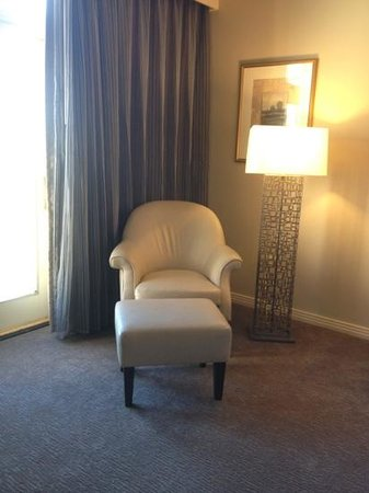 The Westin Stonebriar Hotel & Golf Club: comfortable seating