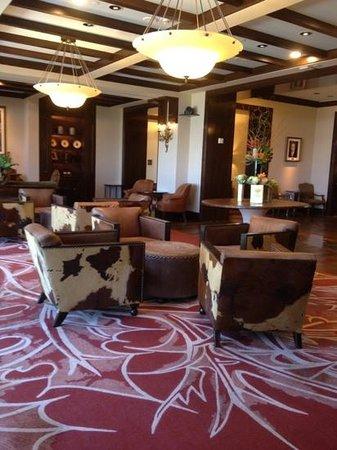 The Westin Stonebriar Hotel & Golf Club: lobby lounge
