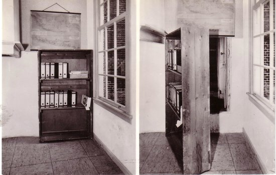 Il passaggio segreto foto di casa di anna frank amsterdam tripadvisor - Casa anna frank ...