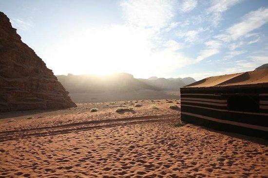Jordan Tracks: The Camp