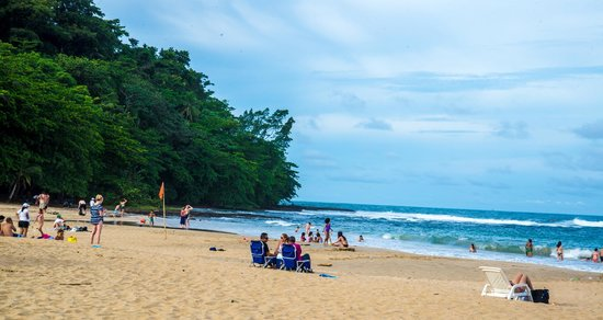 Syltravel Day Tours: Beach in Limon