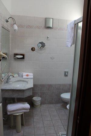 Hotel Corte Estense: bagno