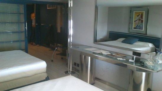 Hotel Puerto Sherry: Dormitorio