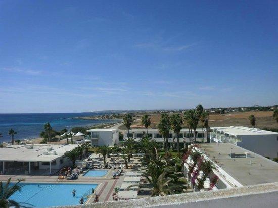 Dome Beach Hotel & Resort: View