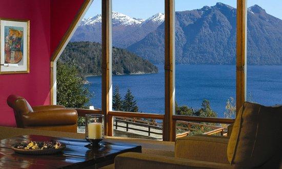 Hotel Tunquelen: Otra de las incomparables vistas al Lago