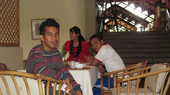 Toraja Heritage Hotel: ining Room