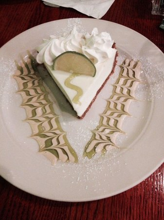 Cities Grill & Bar: Key lime pie was great