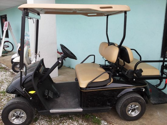 Coastal Cruisers: street legal carts