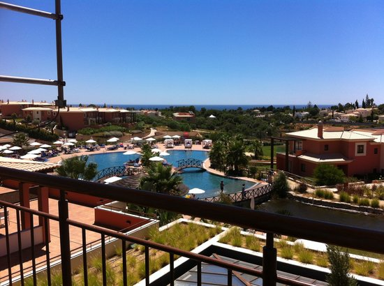Monte Santo Resort: View from tower