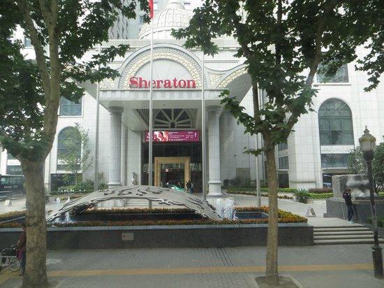 Sheraton Xi'an North City Hotel : Fachada