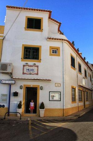 Mil Reis : facade
