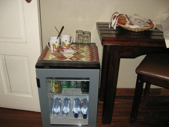 Londiningi Guesthouse : The silent fridge