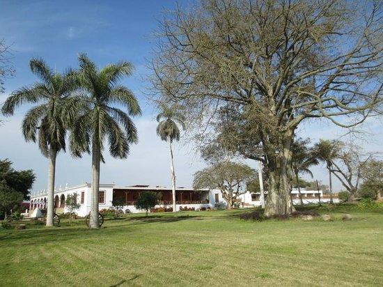 Casa Hacienda San Jose: view from the grounds