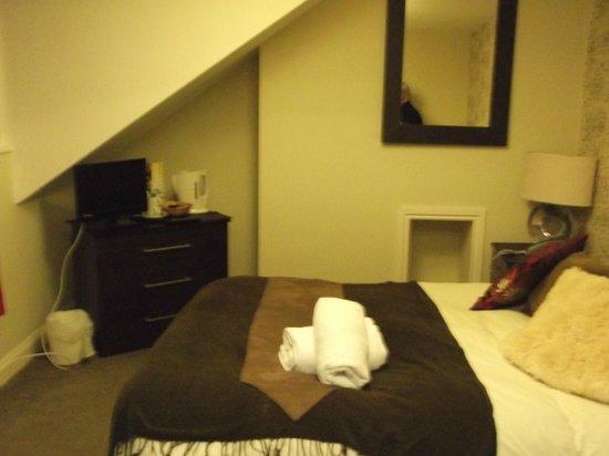 Sandgate Hotel: Bedroom