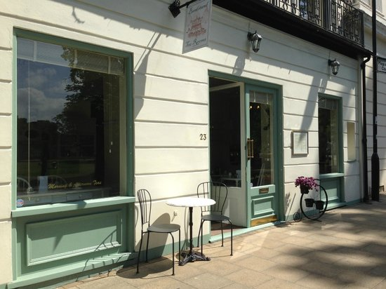 Leamington Spa, UK: Bandstand Tea Rooms