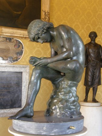 Musei Capitolini: Boy Extracting A Thorn