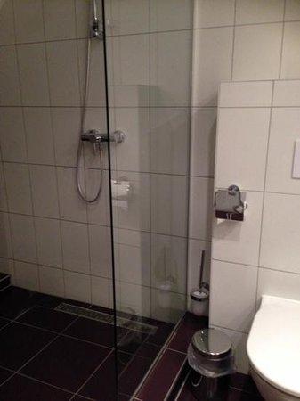 The Hotel 1060 Vienna: Wet room