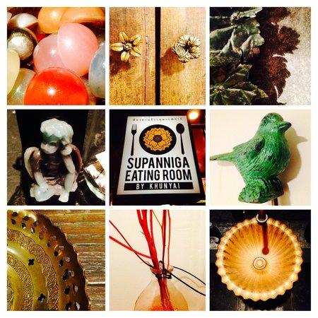 Supanniga Eating Room : assorted images