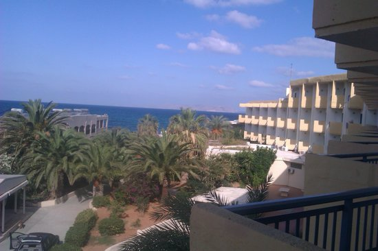 Beach Club Aphrodite: View from 225