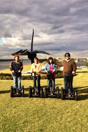 Segway of Memphis Tours: Segway Tours of Memphis