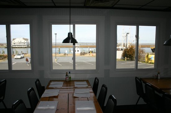 Chattie's : Wonderful Water Views From Upstairs!