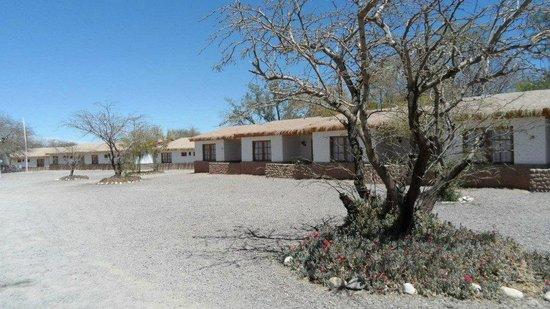 Hotel Diego de Almagro San Pedro De Atacama: área dos quartos