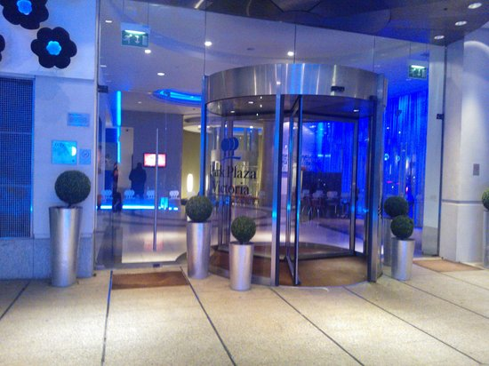 Park Plaza Victoria London: Entrance