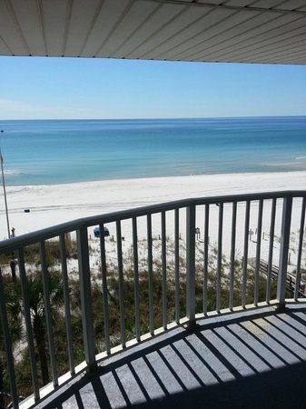 Boardwalk Beach Hotel & Convention Center: It's the view you are paying for...