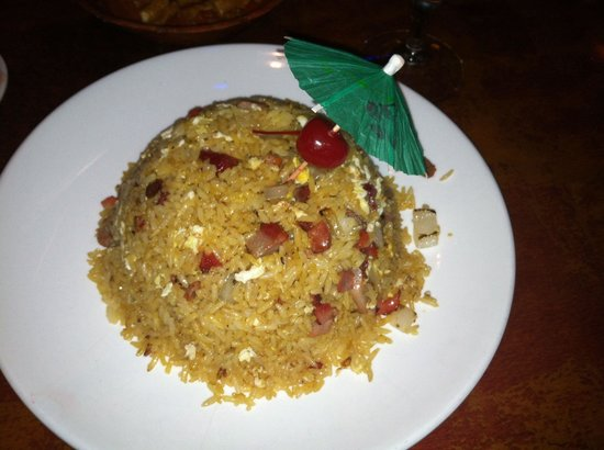 Cjt: Roast Pork Fried Rice
