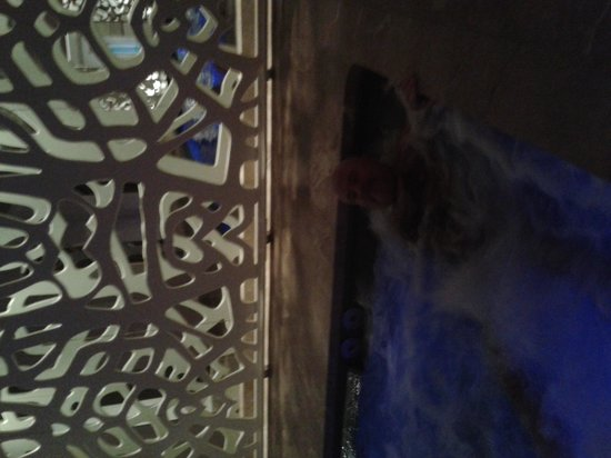 Esplendido Hotel: spar heaven