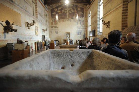 Eglise Santo Spirito : Cenacolo