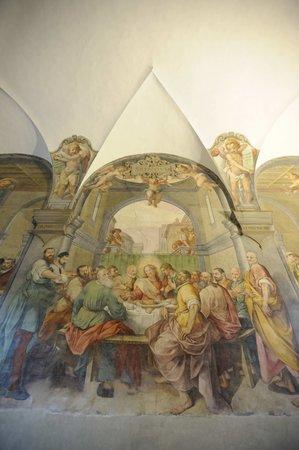 Eglise Santo Spirito : Refettorio