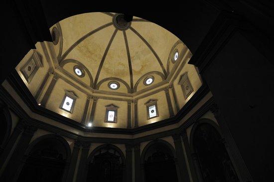 Eglise Santo Spirito : Cupola