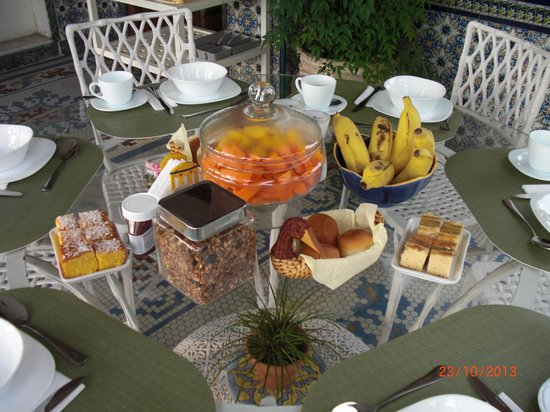 Guesthouse Bianca : Breakfast
