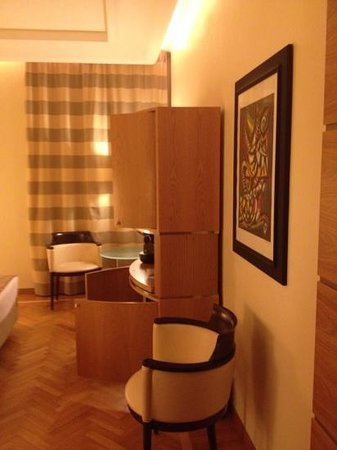 Fortyseven Hotel Rome : room