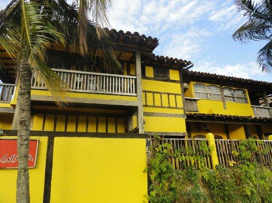 Hotel Mandragora: balcon de la habitacion