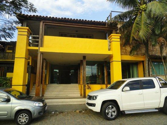 Hotel Mandragora: entrada