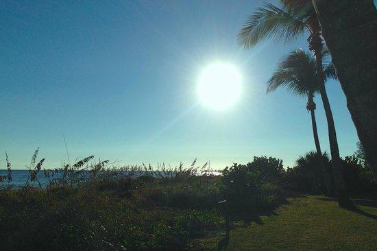 Pointe Santo de Sanibel: View from A-6