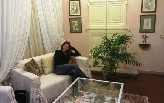 Relais San Lorenzo : Sunroom