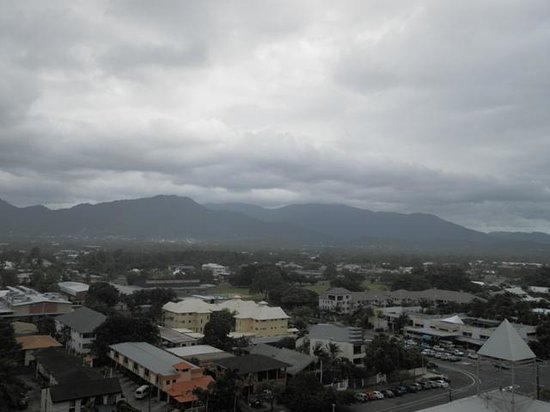 Rydges Esplanade Resort Cairns: view again
