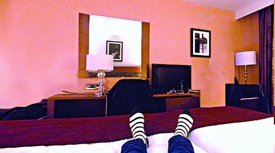 Maldron Hotel Parnell Square: CH. 310