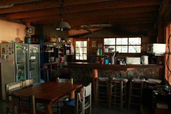 Italian Hostel: Cocina 2