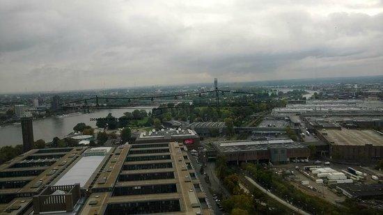 Rheinseilbahn - Köln
