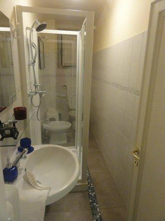 Ridolfi Guest House : Private exterior bath