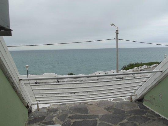 Hotel Riviera: Desde el Balcon...
