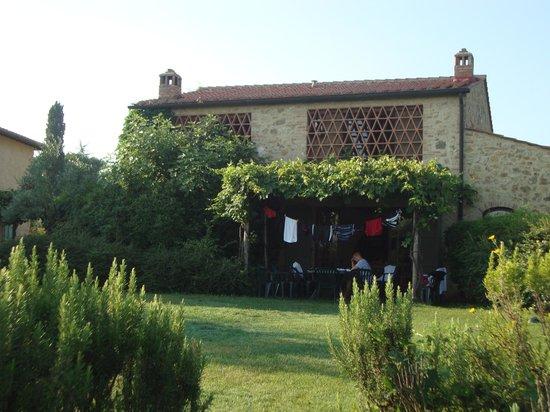 Podere il Pino: Villa no. 9